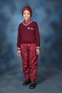 Winter Uniform for Girls
