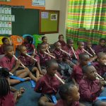 Learners learning to play an instrument